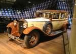 Wunderschöner Museumswagen am Odeonsplatz
