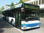 MAN NL263, WSW, Linie 601, Wülfrath Stadtmitte