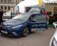 Opel Ampera Hybrid